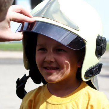 Пожарные соревнования в Босковице
