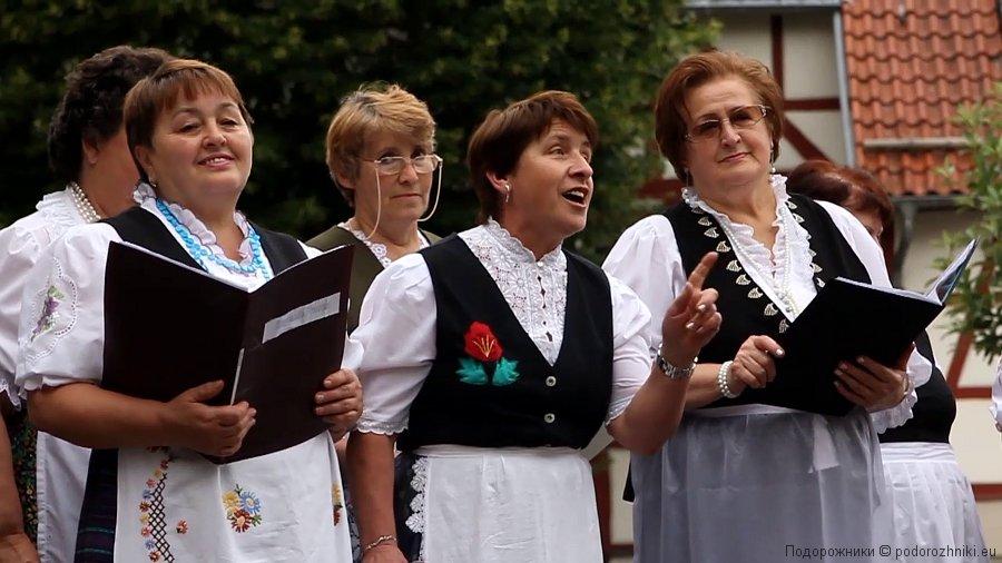 Singende Frauen - Korbach