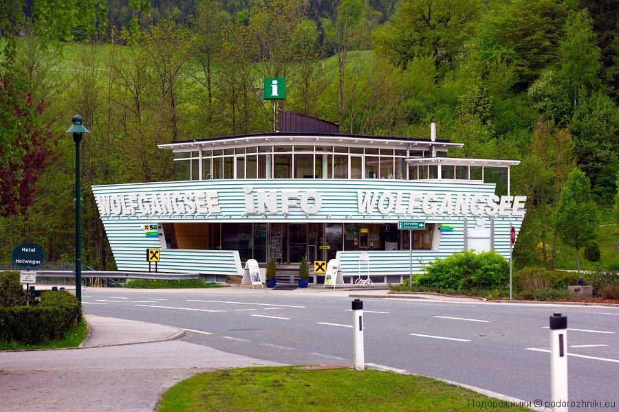 Информационный центр Санкт Гильген