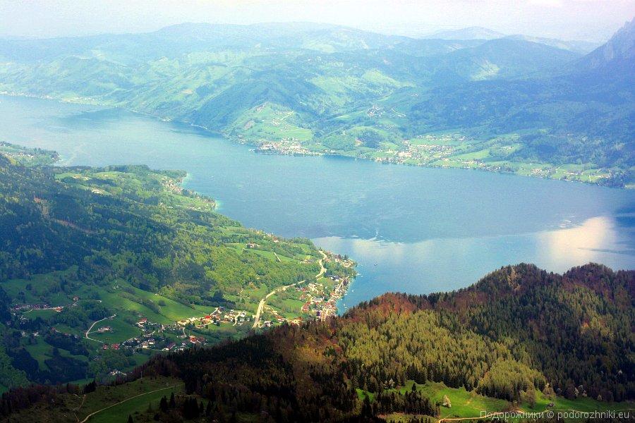Озера с Шафберга
