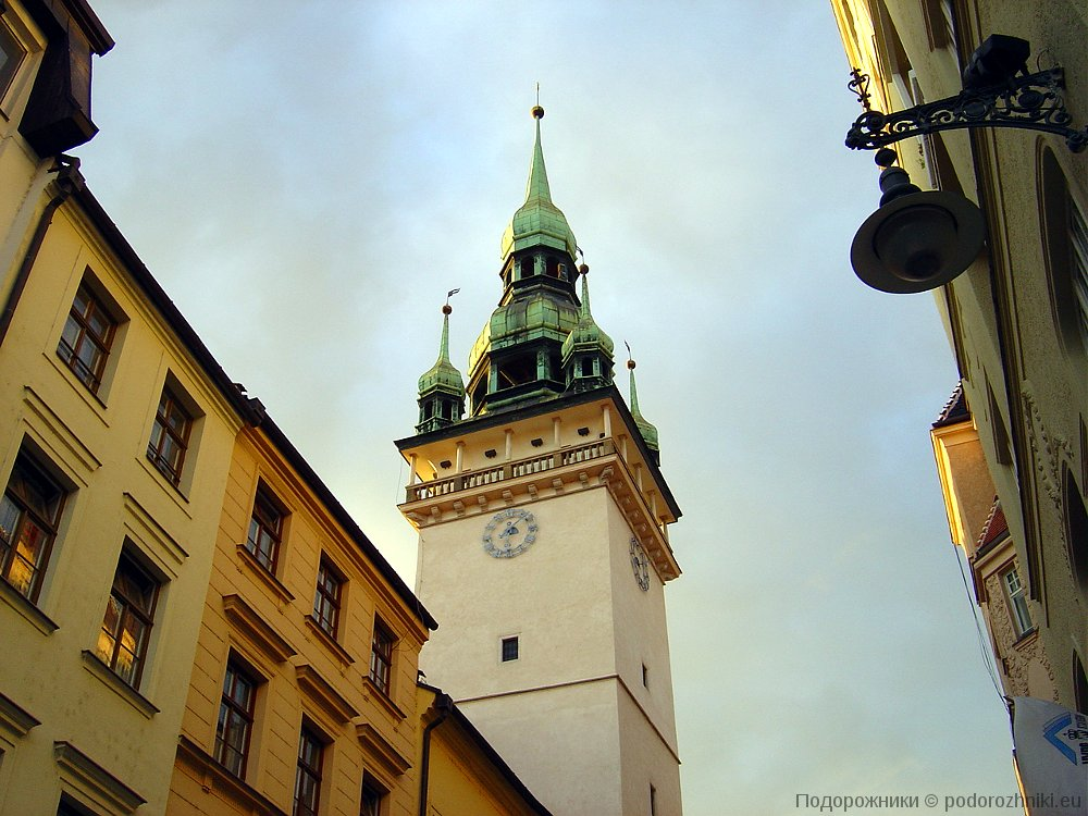 Old Town Hall in Brno