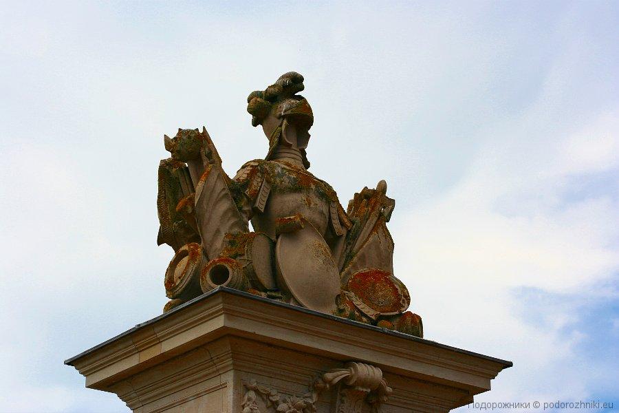 Скульптуры Нордкирхена