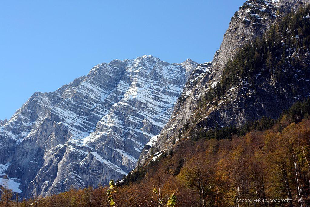 Горы вокруг Кенигсзе