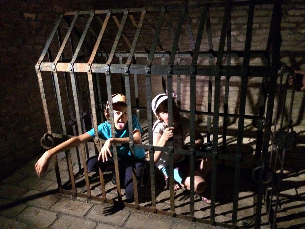 Подземный лабиринт Брно
