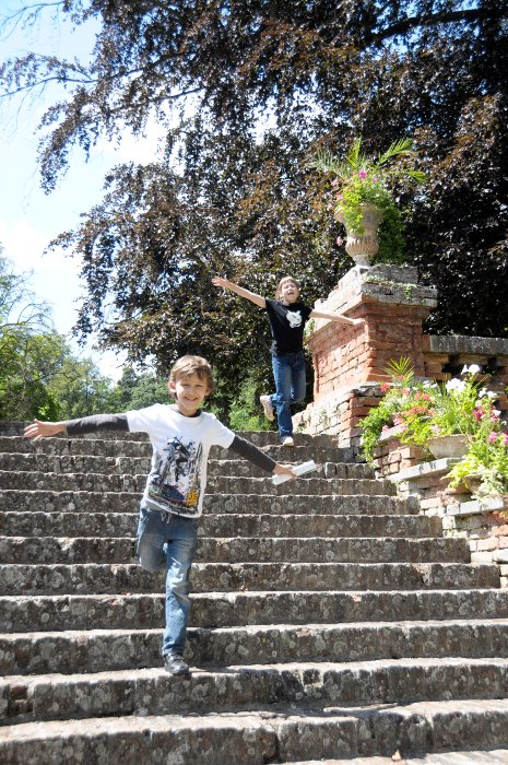 Парк в Лысице