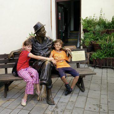 Моравские каникулы для школьников