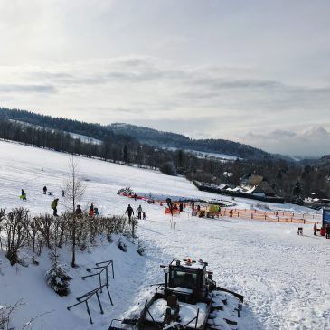 Лыжный курорт в Чехии