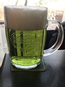 Зеленое пиво в Брно. Пасхальные чешские традиции.