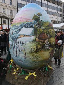Чешские традиции. Пасхальная ярмарка в Брно.