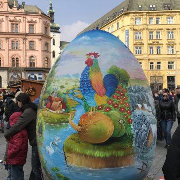Чешские традиции. Пасха в Брно
