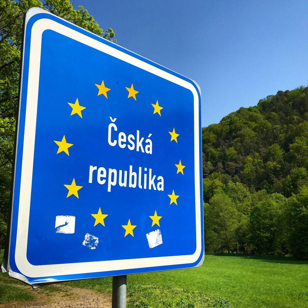 Граница Чехии