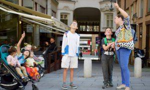 Детская экскурсия в Брно