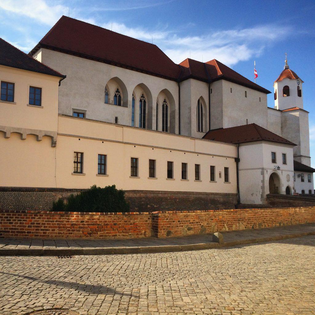 Крепость Шпилберк. Экскурсия в Брно