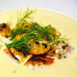 Чешский суп чеснечка