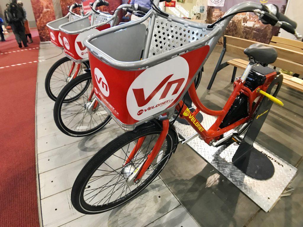 Аренда велосипедов в Брно
