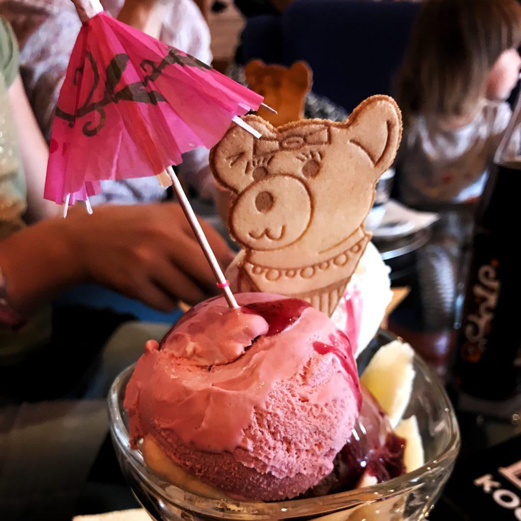 Чешское мороженое