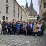 Группа из Беларуси в Брно