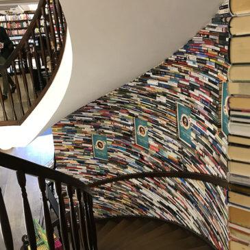 Книжный магазин в Брно